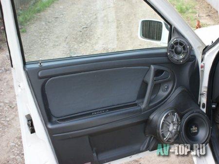 Тюнинг Лады 2112 купе