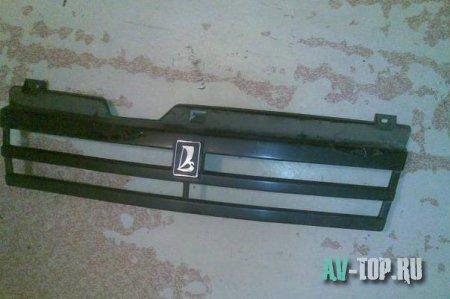 Тюнинг решетки радиатора Ваз 2109