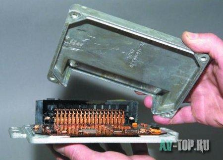 Чип-тюнинг Ваз 2110, чип-тюнинг двигателя ВАЗ-2110