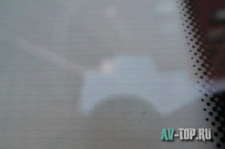 Подогрев лобового стекла Ваз 2110