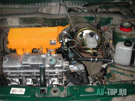 Тюнинг двигателя ВАЗ 2108, мысли вслух
