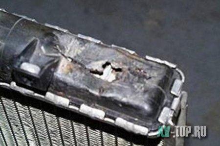 Ремонт радиатора Ваз 2110, когда замена становится необходимостью?