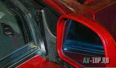 Боковые зеркала на Ваз 2109