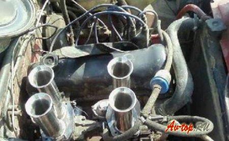 Форсированный мотор Ваз 2106