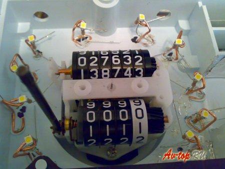 Подсветка приборной панели Ваз 2109