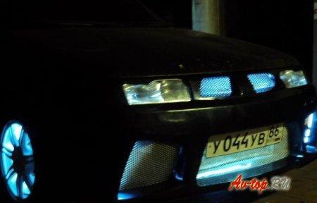 Неоновая подсветка днища Ваз 2112: идеальный вариант для вашего автомобиля