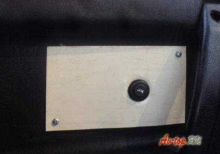 Двери ВАЗ 2108: вариант «без ручек»