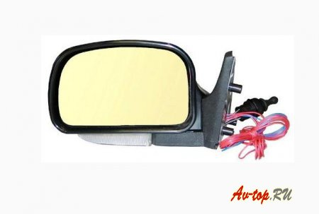 Обогрев зеркал заднего вида ВАЗ 2108: три способа установки