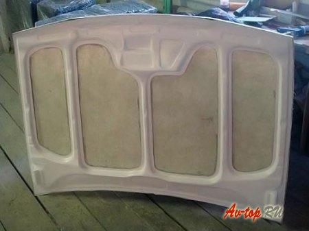 Пластиковый капот ВАЗ 2108: изготовление матрицы своими руками