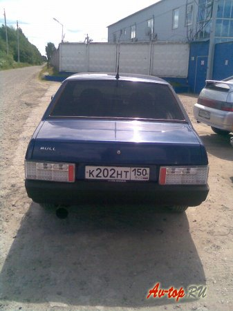 Чип-тюнинг Ваз 21099: бюджетная доработка автомобиля