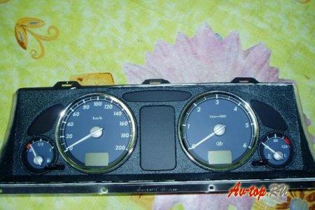 Комбинация приборов Ваз 2105: гибрид от ГАЗа и ВАЗа
