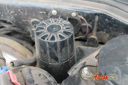 Установка и подключение сигнализации на ВАЗ 2115